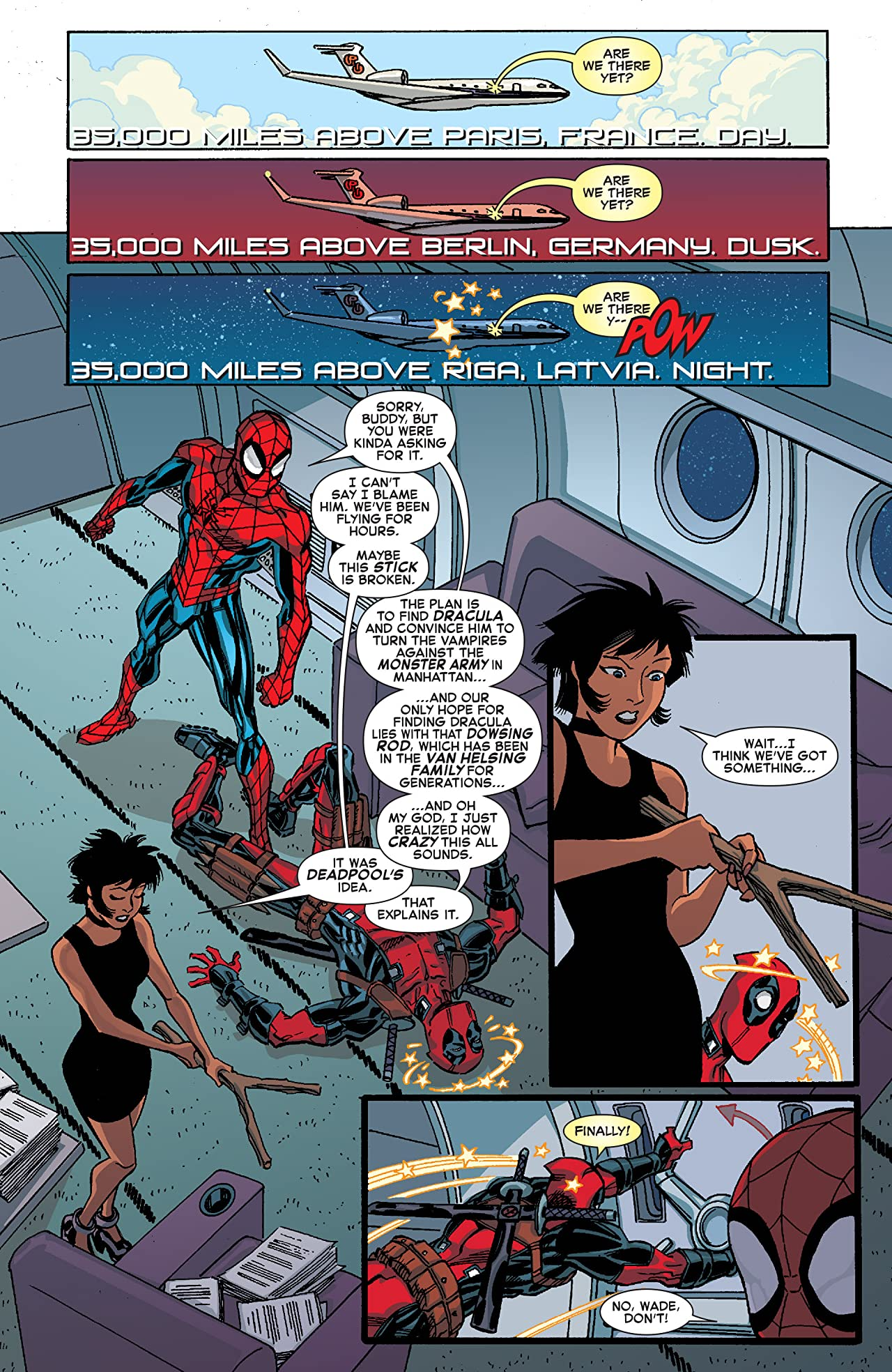Spider-Man/Deadpool (2016-) #16
