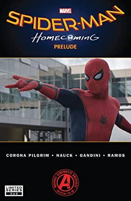 Spider-Man: Homecoming Prelude (2017) #2 (of 2)