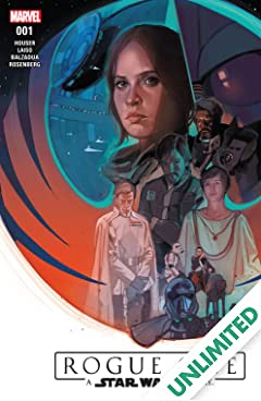 Star Wars: Rogue One Adaptation (2017) #1 (of 6)