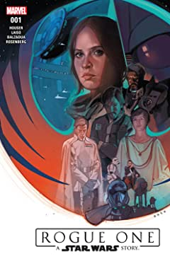 Star Wars: Rogue One Adaptation (2017) No.1 (sur 6)