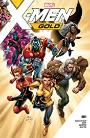 X-Men: Gold (2017-) #1