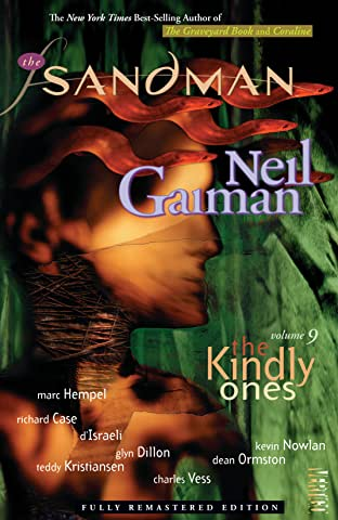 The Sandman Tome 9: The Kindly Ones