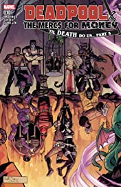 Deadpool & The Mercs For Money (2016-2017) #10