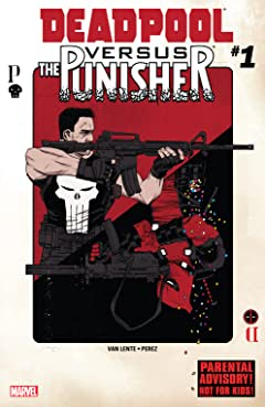 Deadpool vs. The Punisher (2017) #1 (of 5)
