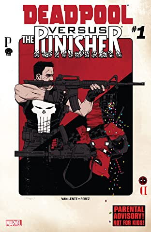 Deadpool vs. The Punisher (2017) No.1 (sur 5)