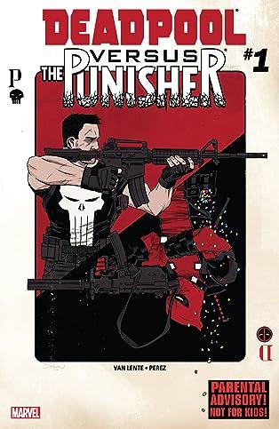 Deadpool vs. The Punisher (2017) #1 (of 5)