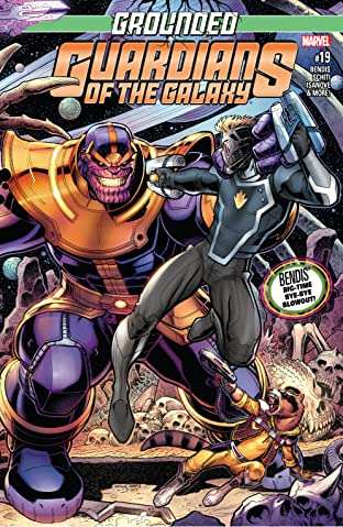 Guardians of the Galaxy (2015-) #19