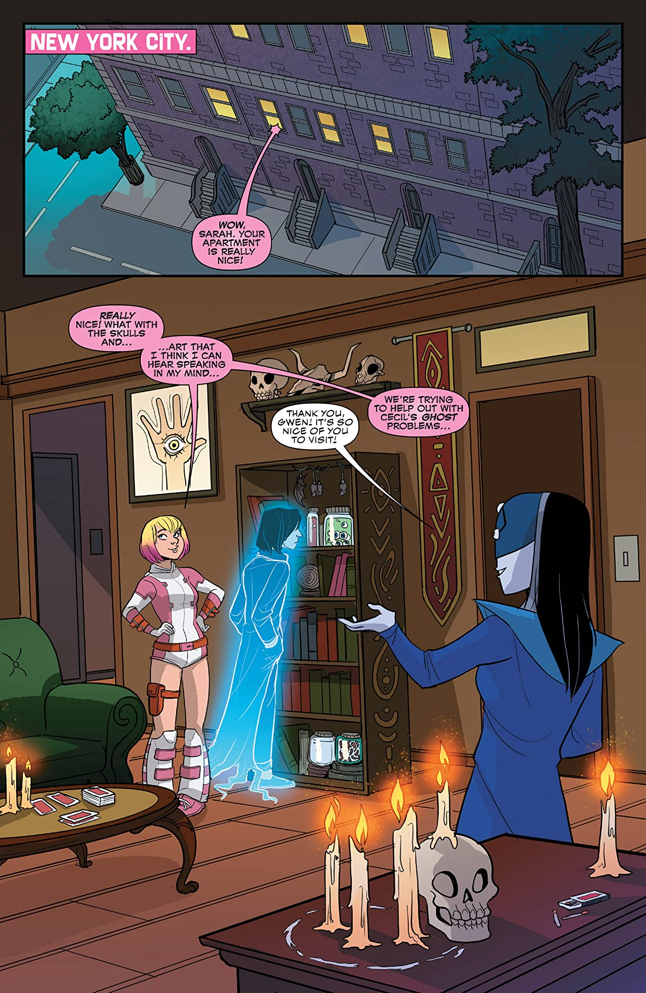 Gwenpool, The Unbelievable (2016-) #14