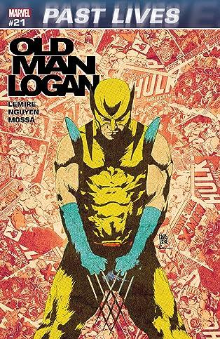 Old Man Logan (2016-2018) #21