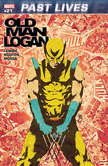 Old Man Logan (2016-2018) #21