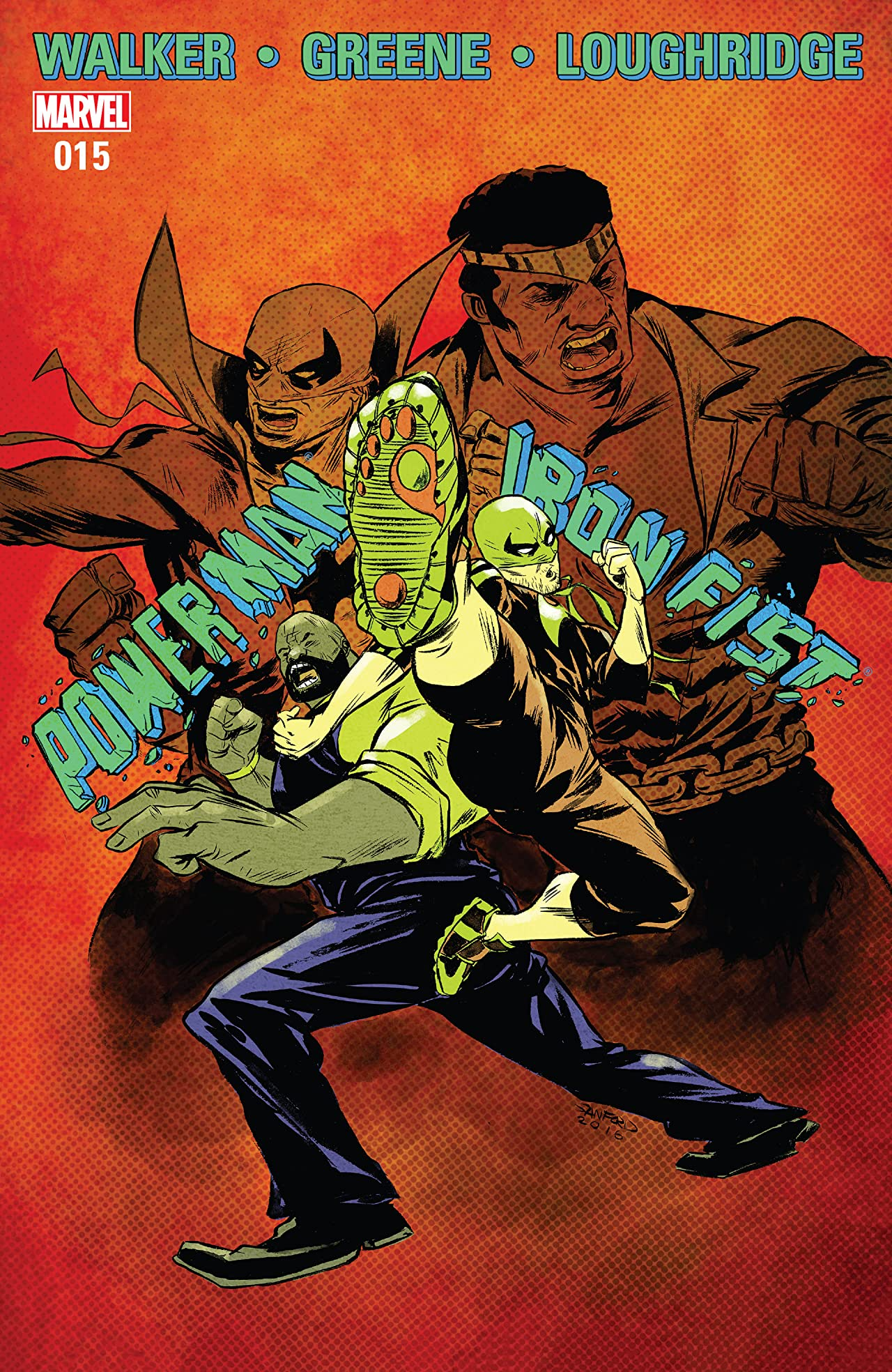 Power Man and Iron Fist (2016-) #15