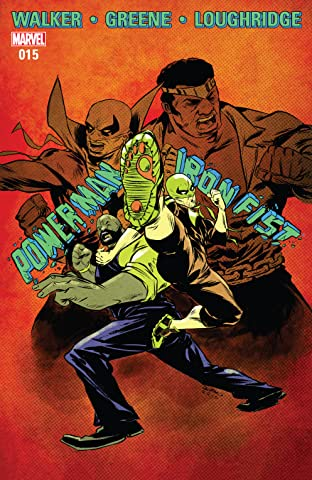 Power Man and Iron Fist (2016-2017) No.15
