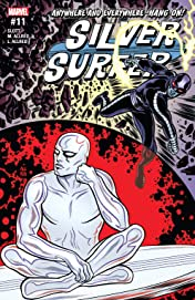 Silver Surfer (2016-2017) #11