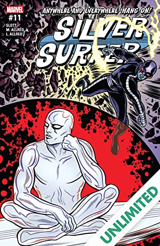 Silver Surfer (2016-2017) #11