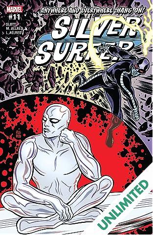 Silver Surfer (2016-) #11