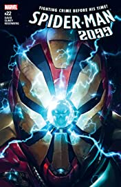 Spider-Man 2099 (2015-2017) #22