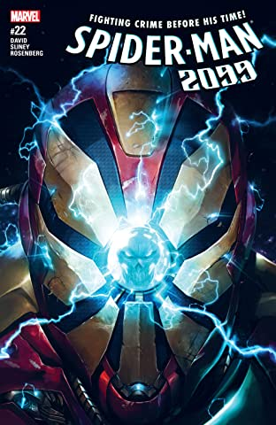 Spider-Man 2099 (2015-) No.22