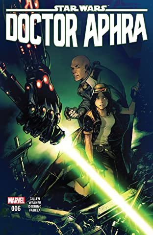Star Wars: Doctor Aphra (2016-) No.6