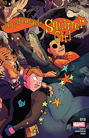 The Unbeatable Squirrel Girl (2015-) #19