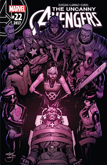 Uncanny Avengers (2015-2017) #22