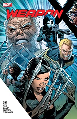 Weapon X (2017-2018) #1