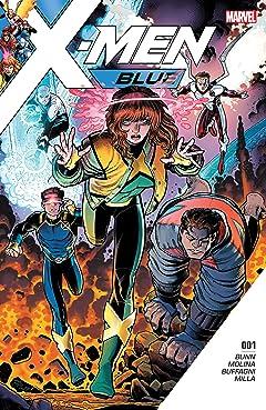 X-Men Blue (2017-2018) #1