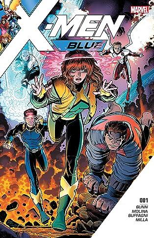 X-Men Blue (2017-) #1