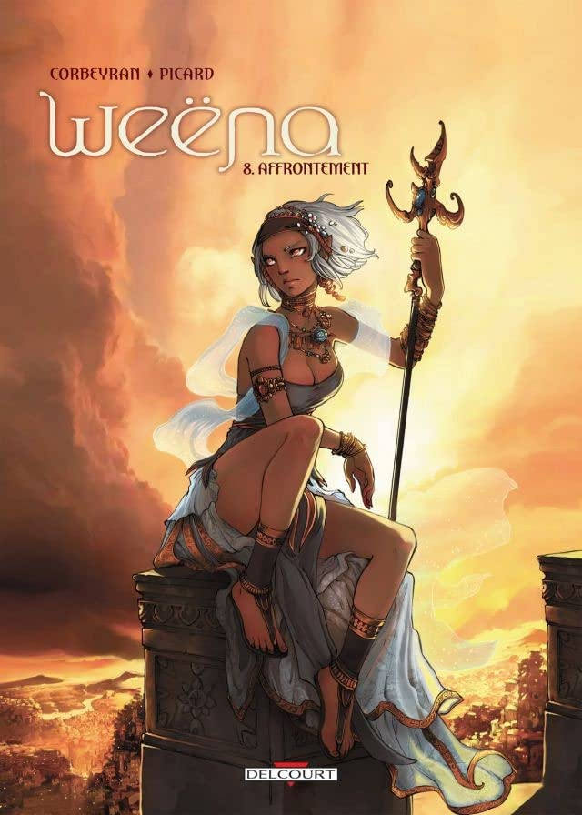 Weëna Vol. 8: Affrontement