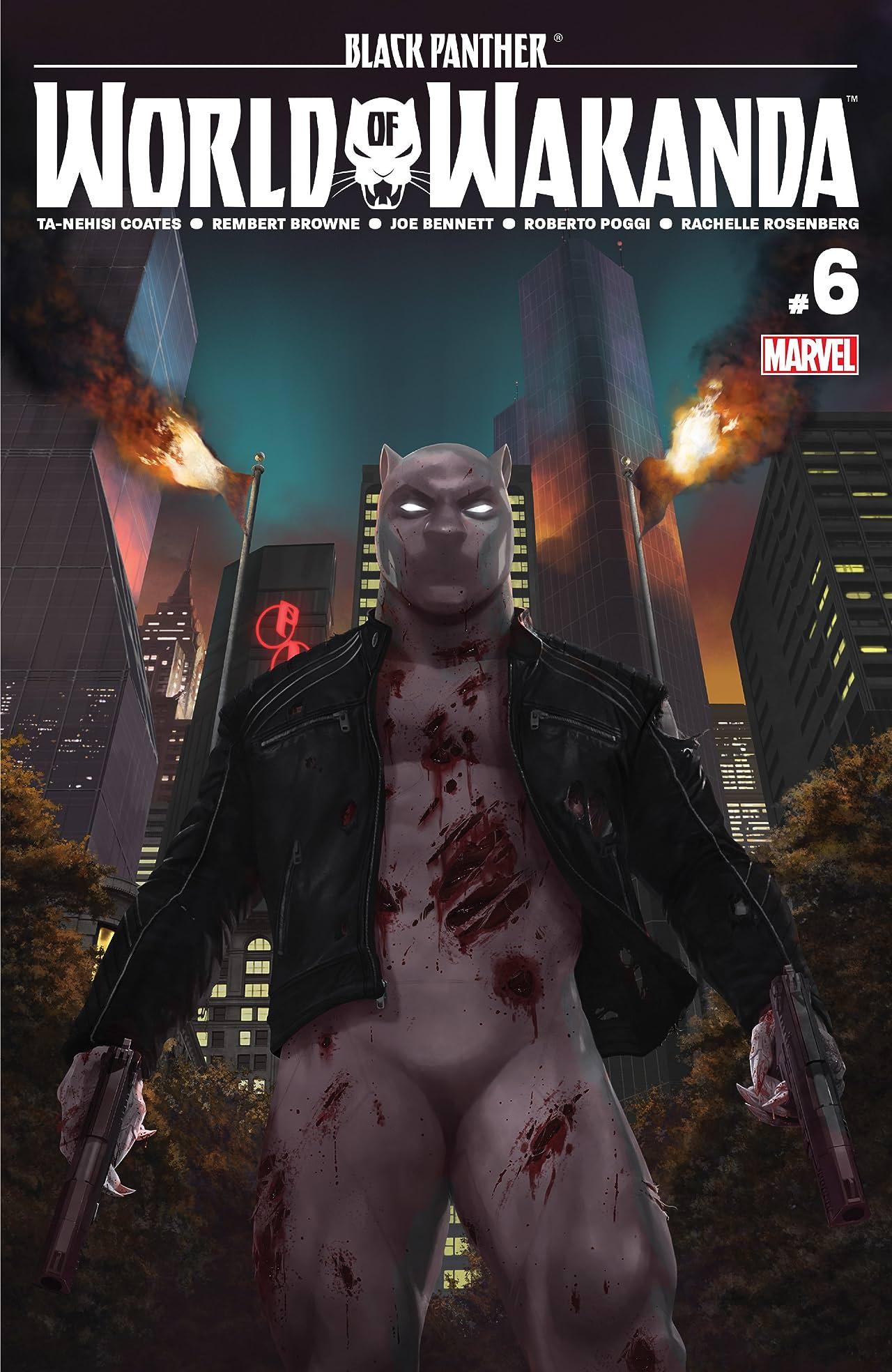 Black Panther: World of Wakanda (2016-2017) #6