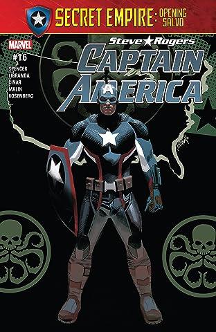 Captain America: Steve Rogers (2016-) #16