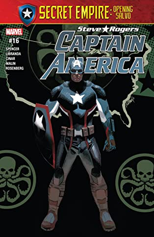 Captain America: Steve Rogers (2016-2017) #16