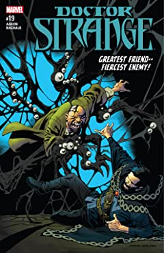 Doctor Strange (2015-2018) #19