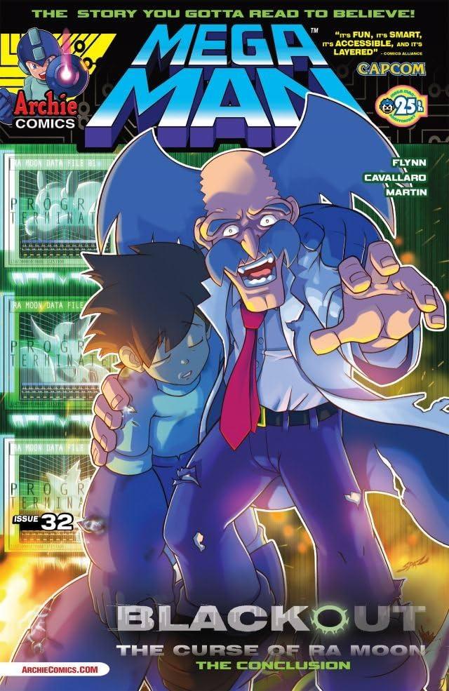 Mega Man #32