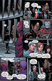 Invincible Iron Man (2016-2018) #6
