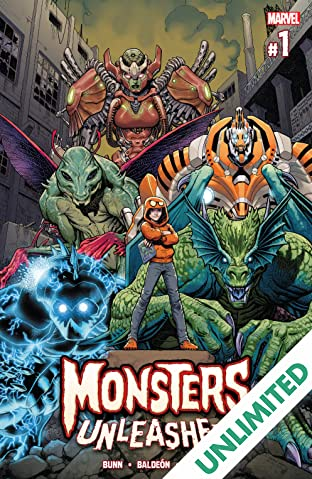 Monsters Unleashed (2017-) #1