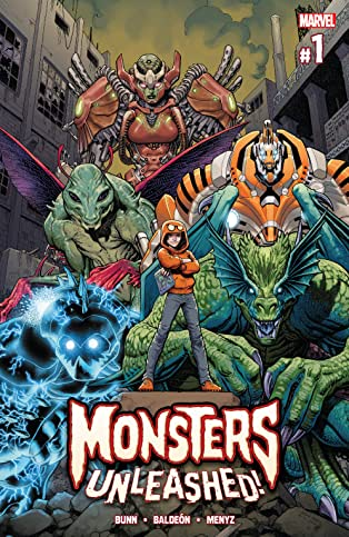Monsters Unleashed (2017-2018) #1