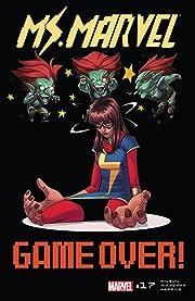 Ms. Marvel (2015-) #17