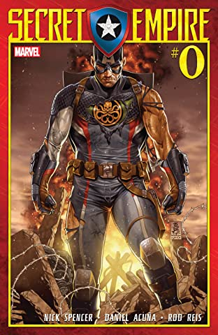 Secret Empire (2017-) #0