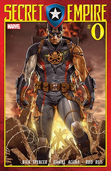 Secret Empire (2017) #0