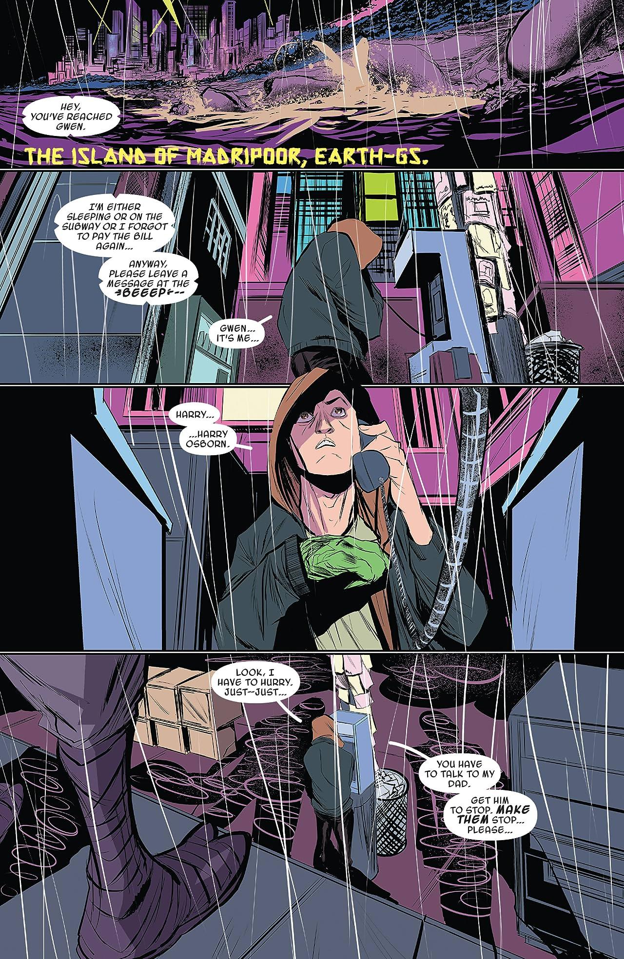 Spider-Gwen (2015-) #19