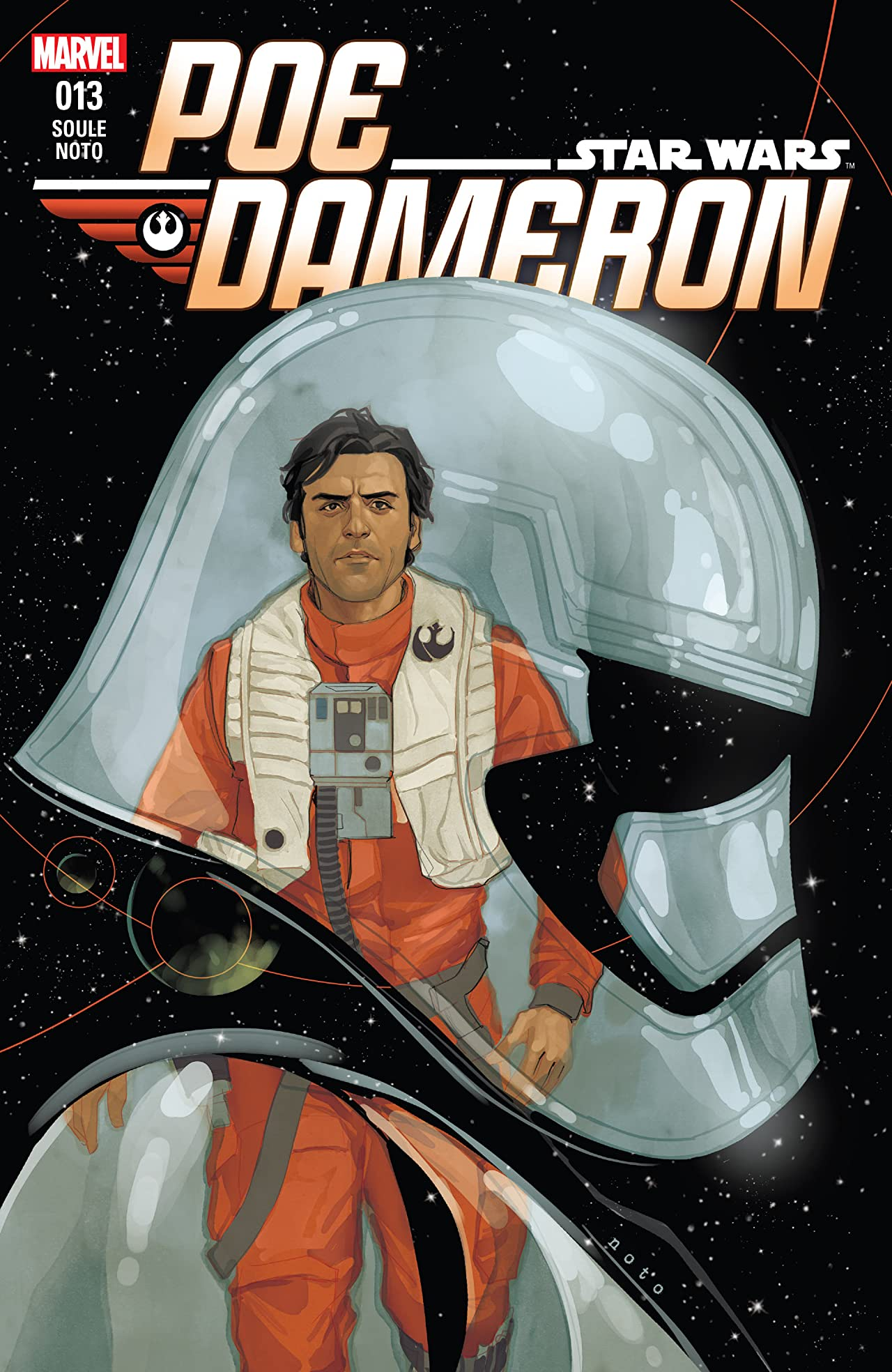 Star Wars: Poe Dameron (2016-2018) #13