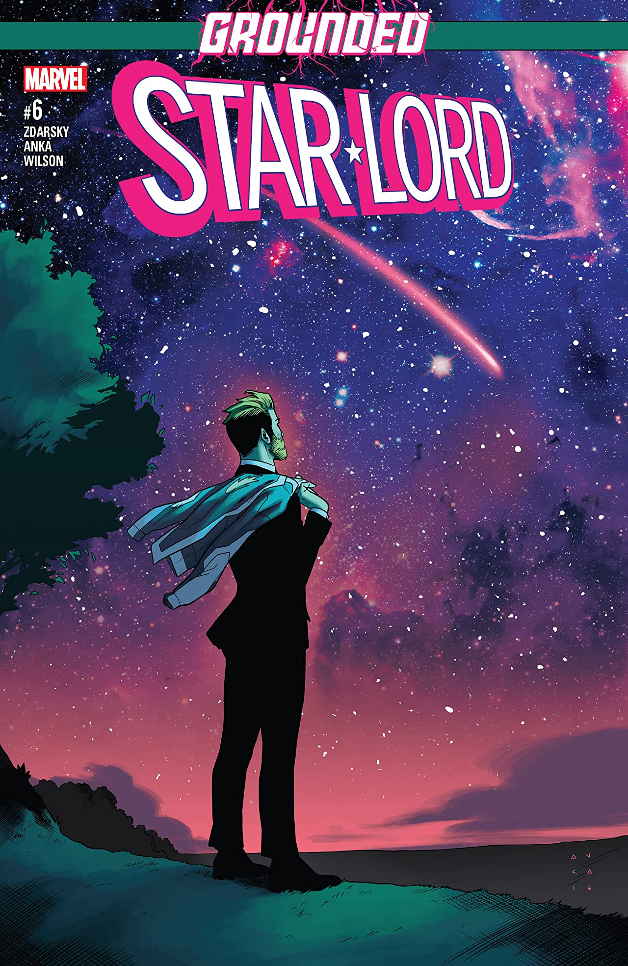 Star-Lord (2016-2017) #6