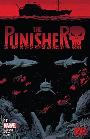 The Punisher (2016-2018) #11