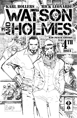 Watson and Holmes - Raw Edition #4