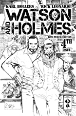 Watson and Holmes - Raw Edition #4