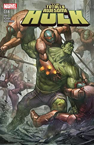 The Totally Awesome Hulk (2015-) #18