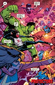 The Totally Awesome Hulk (2015-2017) #18