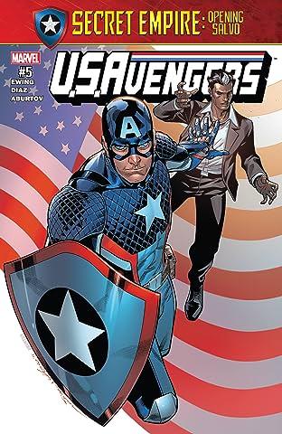 U.S.Avengers (2017-) #5