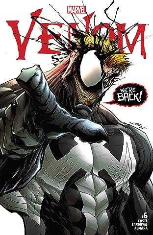 Venom (2016-) #6