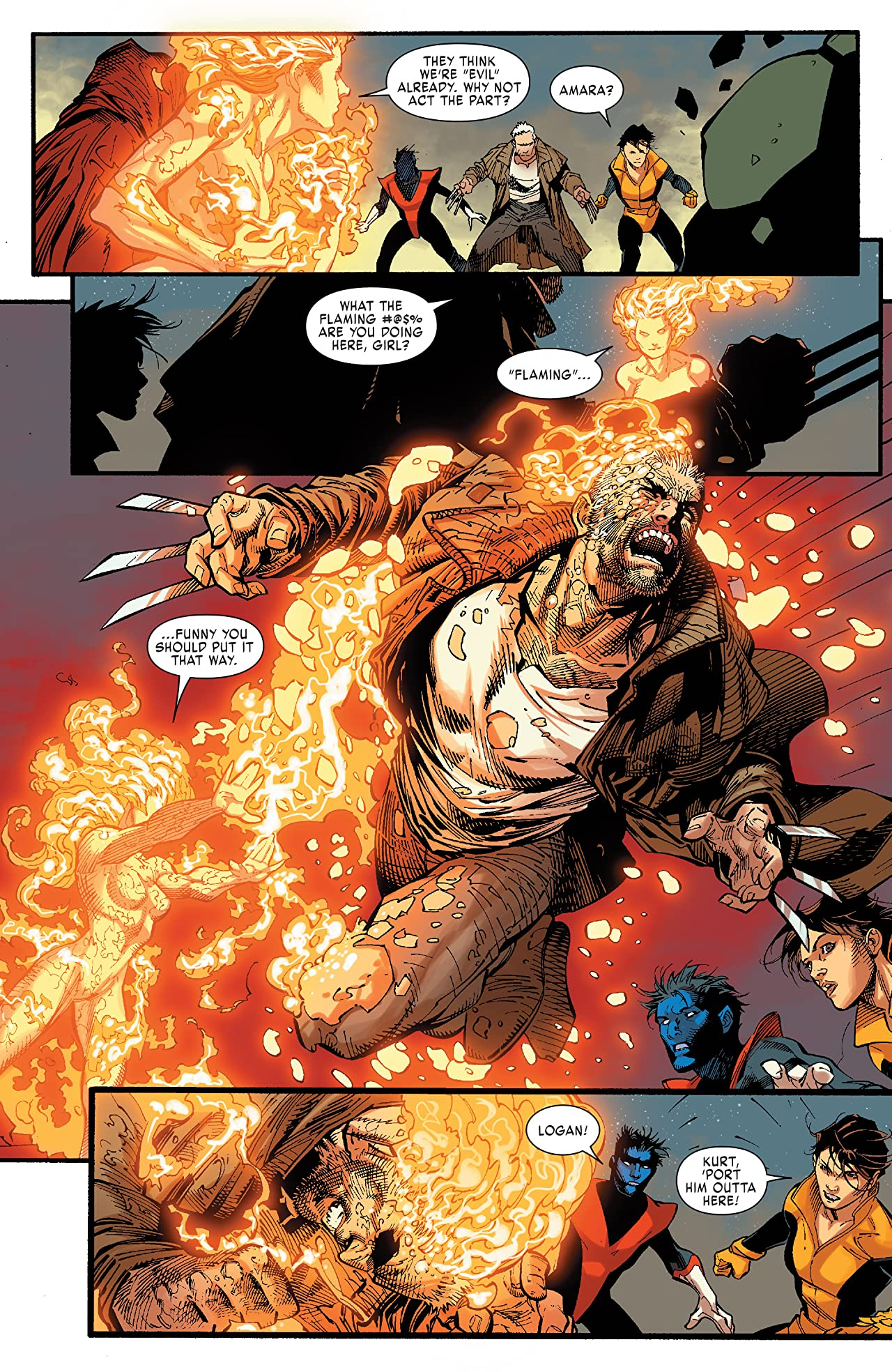 X-Men Gold (2017-) #2